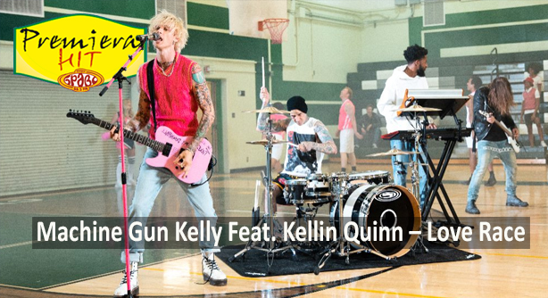 Premiera Hit Cetvrtok 06 05 2021 - Machine Gun Kelly Feat Kellin Quinn – Love Race