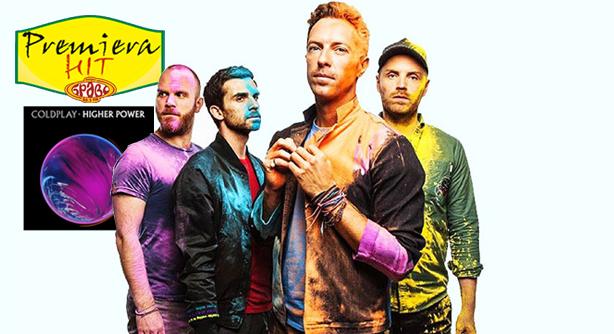 Premiera Hit Ponedelnik- 10 05 2021 - Coldplay – Higher Power