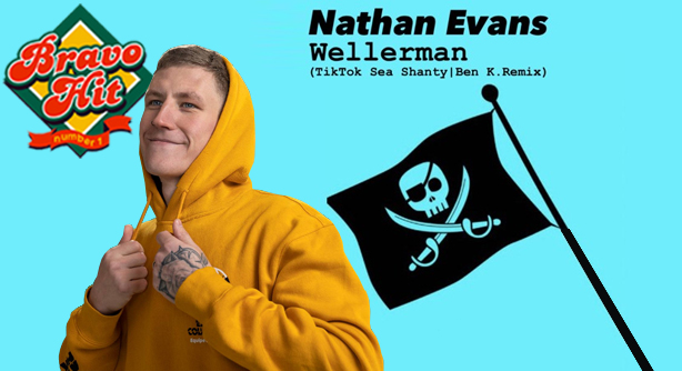 Nathan Evans – Wellerman (Sea Shanty) (Браво Хит)