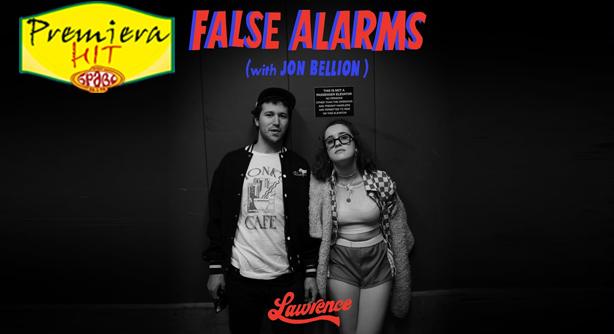 Premiera Hit Petok 02 07 2021 - Lawrence Feat Jon Bellion – False Alarms