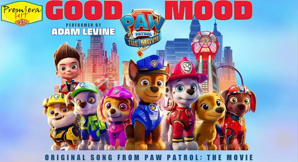 Premiera Hit Petok - 13 08 2021 - Adam Levine – Good Mood