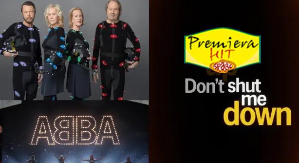 ABBA – Don't Shut Me Down (Премиера Хит)