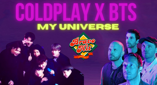 Coldplay Feat. BTS – My Universe (Браво Хит)