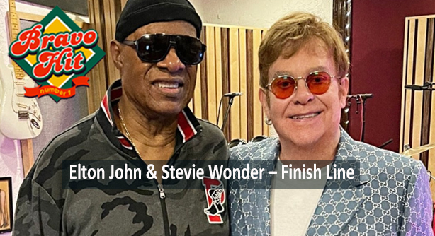 Elton John & Stevie Wonder – Finish Line (Браво Хит)