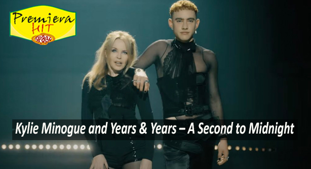 Premiera Hit Vikend 16 10 2021 - Kylie Minogue and Years and Years – A Second to Midnight